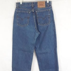 Vtg Levi's 560 Loose Fit Straight Leg Mom Jeans